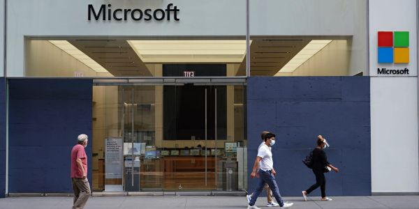 Microsoft has 23% upside potential on continued cloud growth even after surpassing a $2 trillion valuation, Wedbush says