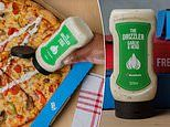 Domino's launch BOTTLES of its iconic garlic and herb dip sauce FOR FREE
