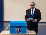Israelis go to the polls in tight contest