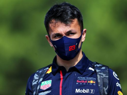 Red Bull 'aware of options but Albon first choice'