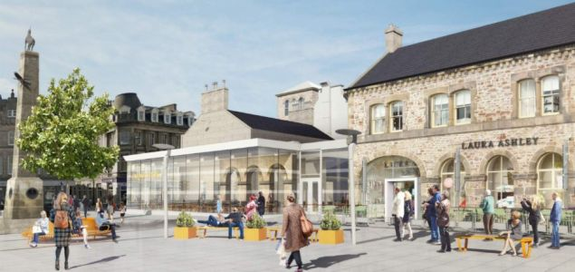 Inverness councillors demand rethink of plans to transform city centre street