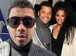 Russell Wilson wishes his 'queen' Ciara a happy 35th birthday: 'You are Heaven sent'