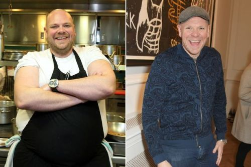 Celeb chef Tom Kerridge to transform his body again in new weight loss TV show