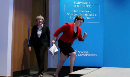 Scottish Tories to vote down Brexit deal if May extends THIS policy