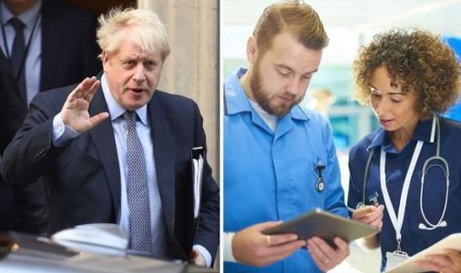 NHS boost: Tories' vow 'to add five years' to life expectancy with huge £239m investment