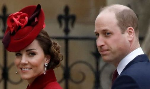 Kate and William's never-before-seen picture spotted in living room of Norway royals