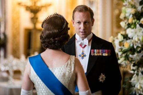 The Crown's New Prince Philip Tobias Menzies Admits He's 'More Of A Republican'
