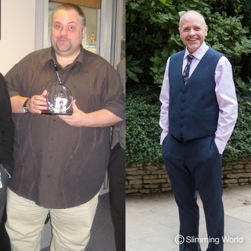 Man's incredible 20st weight loss 'reverses his type 2 diabetes' - thanks to Slimming World Diet