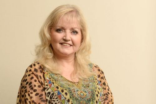 Linda Nolan had a crush on 'silver fox' who turned her head during Italian break