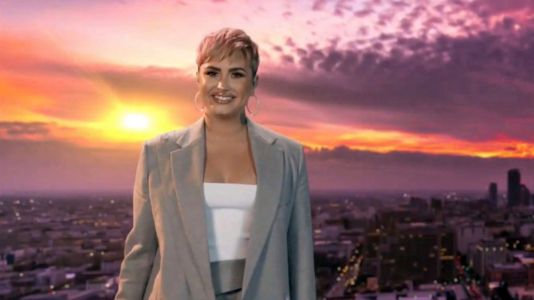 Demi Lovato praises 'incredible job' family is doing adapting to their pronouns