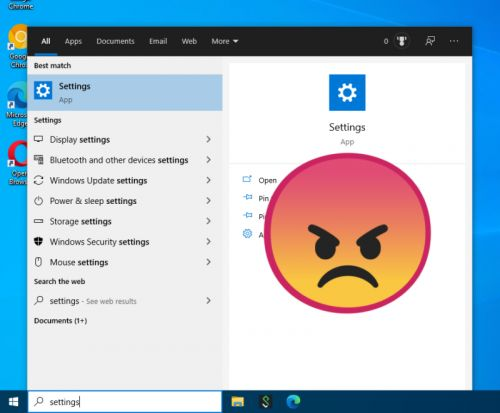 No, Microsoft isn't killing the Control Panel off just yet