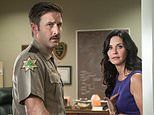 David Arquette says he is excited to be working with ex Courteney Cox on Scream 5