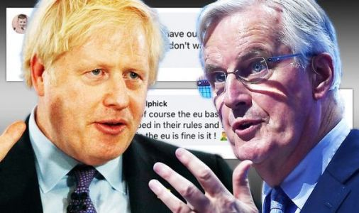 Britons FURIOUS as UK's Brexit deal demands branded 'fanciful' - 'Boris won't back down!'