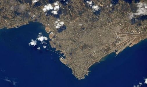 Beirut explosion: NASA astronaut pays tribute from the ISS