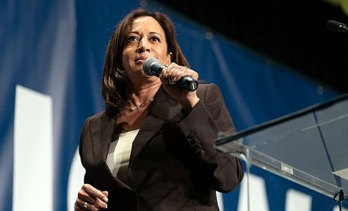Kamala Harris' Ambition: Free Chapter from 'Why Don't Women Rule the World?'