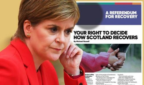 Scots bombarded with 500,000 'junk mail' IndyRef2 leaflets on day SNP lost 2014 referendum