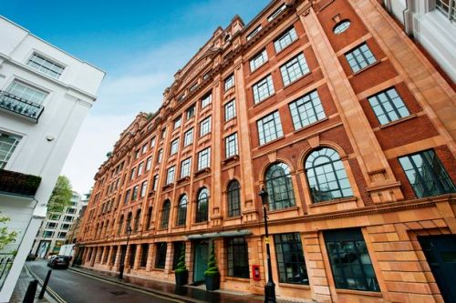 Inside the incredible £25m apartment that was once the Harrods chocolate factory