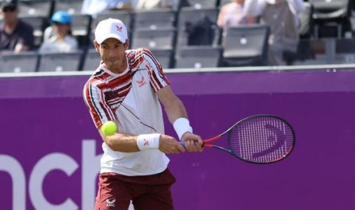 Andy Murray makes strong return on grass ahead of Wimbledon with Benoit Paire Queens win