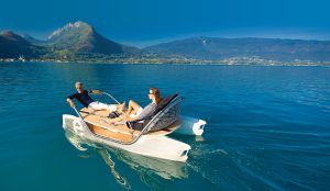 Toy of the month: Ceclo is the Rolls-Royce of pedalos