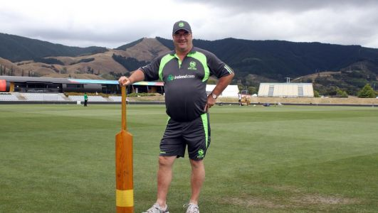 Tributes after Covid-19 death of Ireland cricket legend Roy Torrens