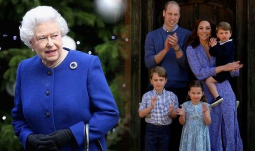 Princess Charlotte snub: Cambridge's could miss out on Christmas bubble with Queen