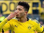 Transfer news LIVE: Manchester United target Jadon Sancho spotted in the UK