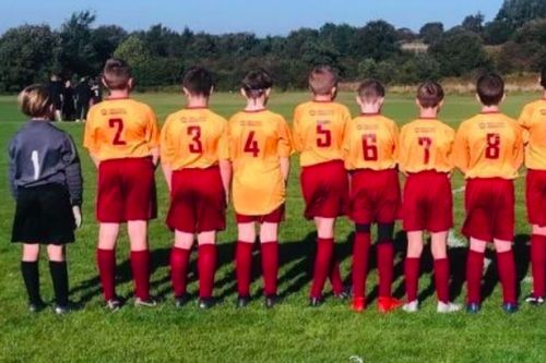 Scots under-14 football team walk off pitch after alleged racist abuse of player