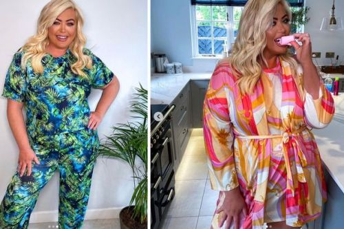 Gemma Collins drops new plus size pyjama collection and it's gorgeous