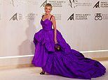 Sharon Stone leads the red carpet glamour at the Monte-Carlo Gala for Planetary Health