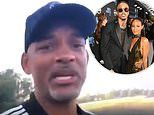 Will Smith appears to address wife Jada Pinkett Smith's affair with August Alsina in resurfaced clip