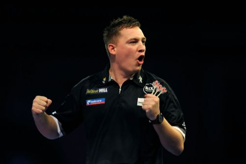 Chris Dobey fancies his chances against 'not bad draw' Rob Cross at the World Matchplay