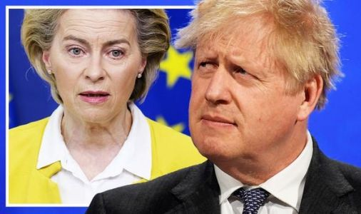Never rely on EU again! Boris learns lesson from VDL's vaccine wars with latest Covid plan