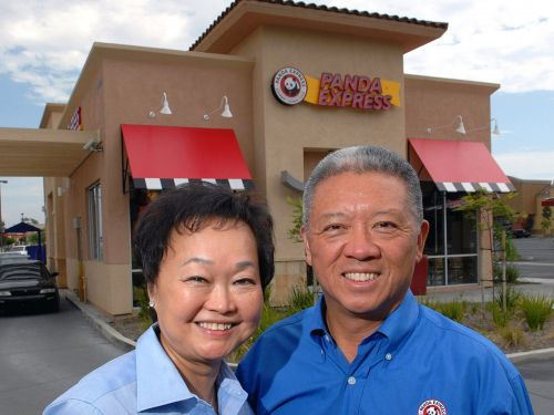 The founders of Panda Express built a $3 billion fortune off of the Chinese food empire. Here's why the first-generation immigrants say the key to achieving the American dream is giving back