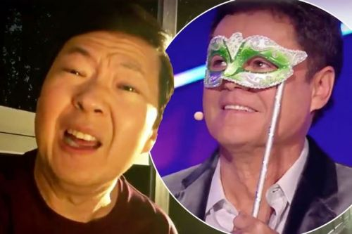 The Masked Singer's Ken Jeong mysteriously replaced by Donny Osmond in panel shake-up