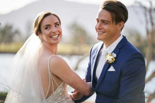 Wedding day HORROR for Colby and Chelsea in Home and Away?
