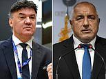 Bulgaria's FA president RESIGNS following fans' Nazi salutes and racist chants