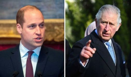 Royal heartbreak: Why William's relationship withCharles will change forever after Megxit