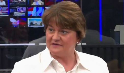 GB News sparks Remainer revolt as Arlene Foster joins channel - 'Fit in well with Farage'
