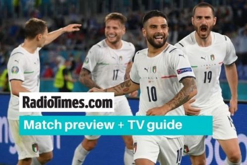 What channel is Italy v Switzerland Euro 2020 match on? Kick off time, live stream and latest team news