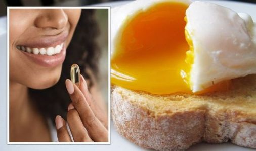 Vitamin D diet: The four key foods to eat this autumn to boost your vitamin levels