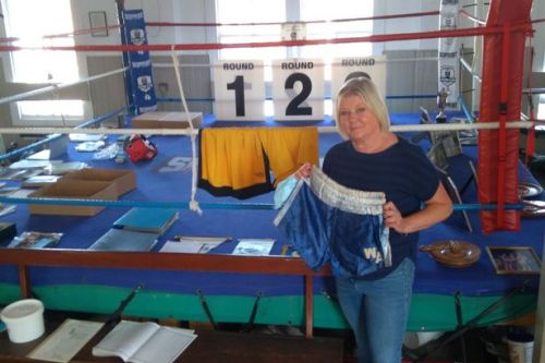 City's oldest boxing club opens its doors for a trip down memory lane