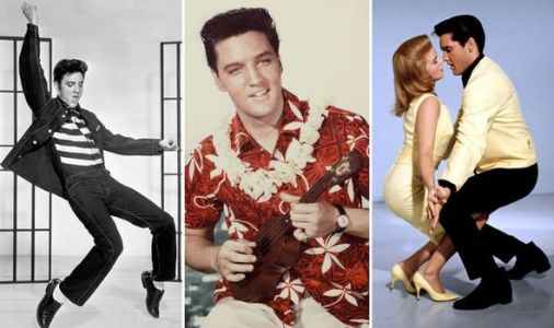 Elvis Presley: Guess which of King's movies is the ONLY one he doesn't sing on-screen in?
