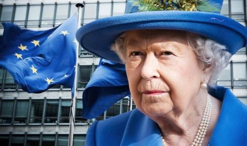 Royal fury: How 'rude' Queen called out EU for getting 'awfully big' at Christmas party