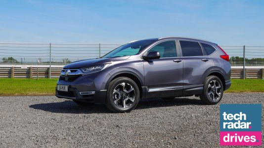 Honda CR-V 2019: plenty of tech and oodles of space