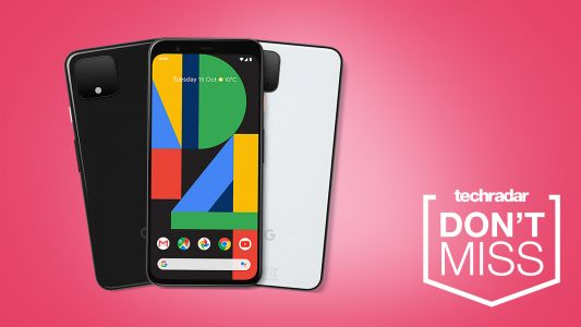 Looking for Google Pixel 4 deals? These EE tariffs blow everything else away right now