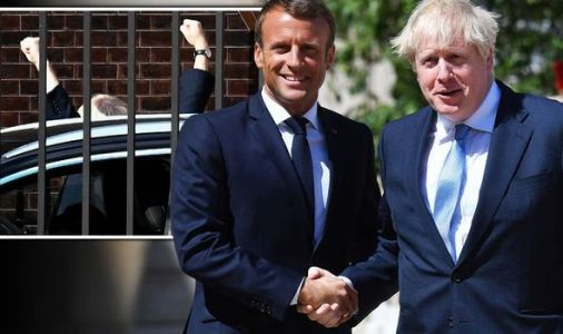 Boris Johnson punches air in triumph after stubborn EU crumbles in face of no deal Brexit