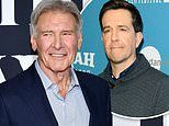 Harrison Ford and Ed Helms headline The Miserable Adventures of Burt Squire Aboard the Horn High Yo