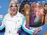 New Zealand's Kita Mean is announced as the winner of RuPaul's Drag Race Down Under