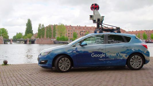 Google says its Street View imagery now covers 10 million miles