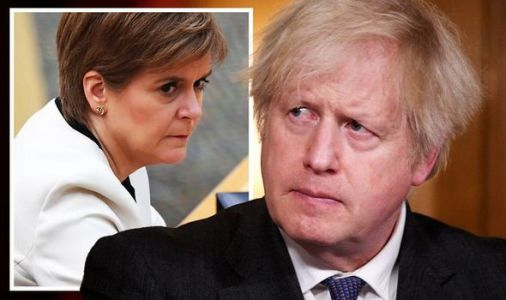 Sturgeon nightmare: Boris urged to pull rug from under SNP with clever indyref plot